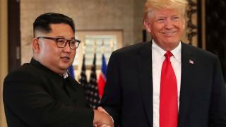 Ορίστηκε το νέο ραντεβού Τραμπ-Κιμ Γιονγκ Ουν