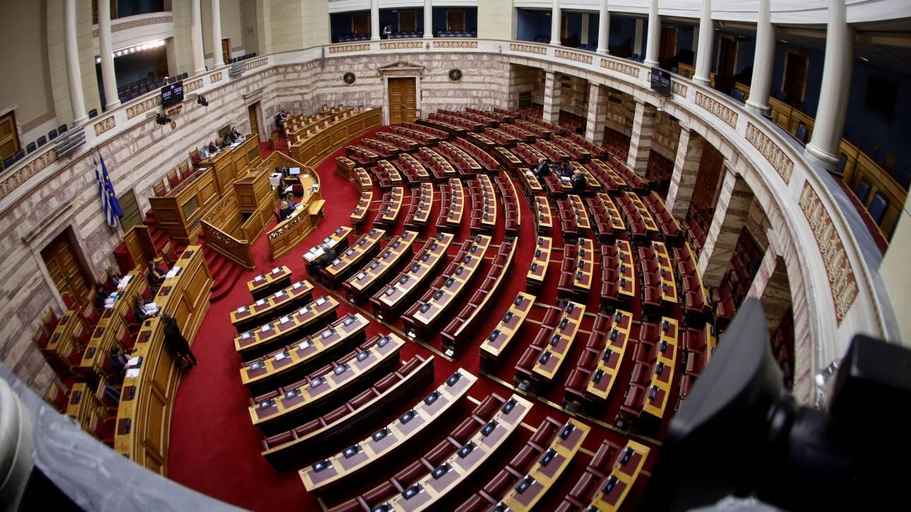 Στη Βουλή η Συμφωνία των Πρεσπών