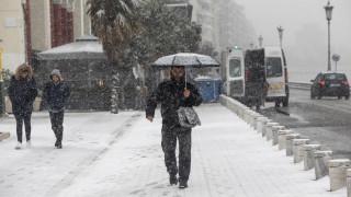 Νέο κύμα κακοκαιρίας: Έρχονται χιόνια, καταιγίδες και... αφρικανική σκόνη