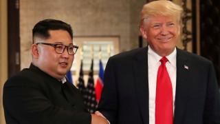 «Κλείδωσε» η συνάντηση Τραμπ - Κιμ Γιονγκ Ουν