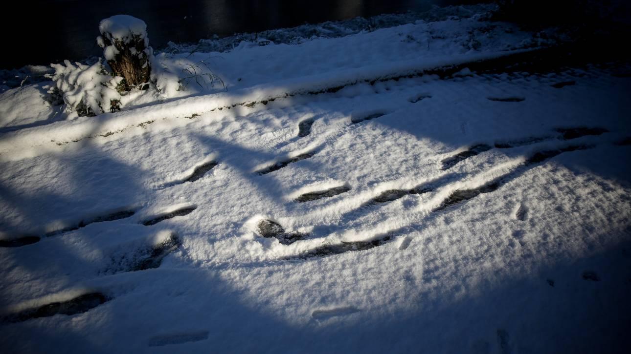 Καιρός: Βροχές και χιόνια την Κυριακή