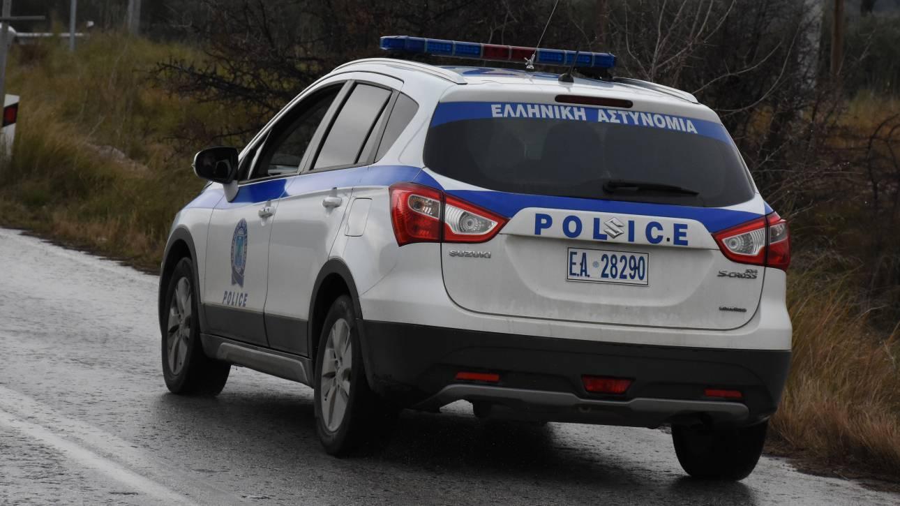 Τροχαίο με έναν νεκρό στην παλαιά Εθνική Θεσσαλονίκης - Κατερίνης