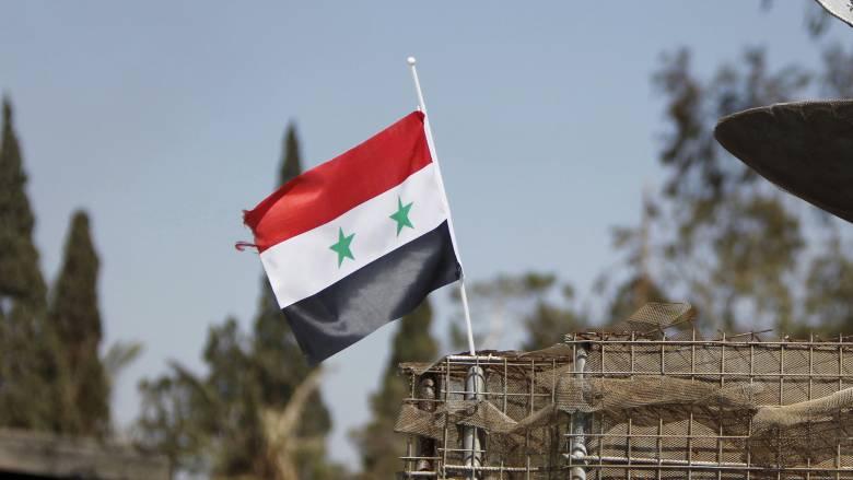 Νεκροί και τραυματίες από την ισχυρή έκρηξη στη Δαμασκό