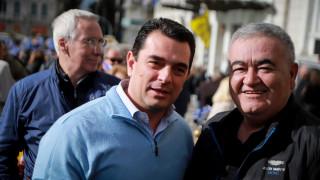 Συλλαλητήριο για τη Μακεδονία: Πολιτικά πρόσωπα δίνουν το «παρών» στη συγκέντρωση