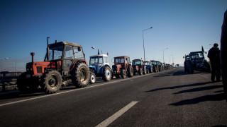 Συλλαλητήριο για τη Μακεδονία: Συγκέντρωση διαμαρτυρίας αγροτών στο συνοριακό σταθμό Ευζώνων
