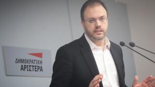 Θεοχαρόπουλος: Προσπάθησαν να με «δωροδοκήσουν» για τη Συμφωνία των Πρεσπών