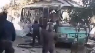 Σκληρό βίντεο: Τρεις νεκροί και 20 τραυματίες από νέα έκρηξη βόμβας στη Συρία