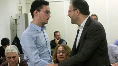 Γραμματέας ΔΗΜΑΡ στο CNN Greece: Έχει η Γεννηματά το δικαίωμα να διαγράψει τον Θεοχαρόπουλο;