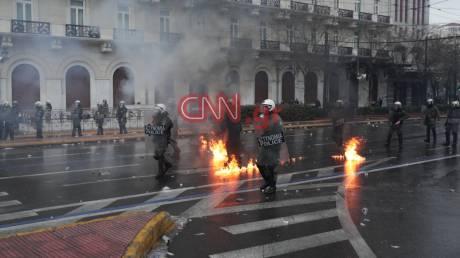 Αποκλειστικό: Για την επίθεση στη «Φαβέλα» είχε συλληφθεί ένας από τους «ταραξίες» του συλλαλητηρίου