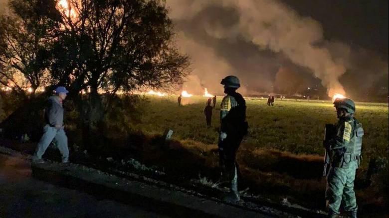 Έκρηξη στο Μεξικό: Βρίσκουν συνέχεια πτώματα - Στους 85 οι νεκροί
