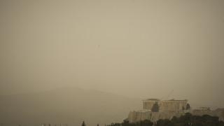 Καιρός: Επιστρέφει η... αφρικανική σκόνη - Πού θα χιονίσει