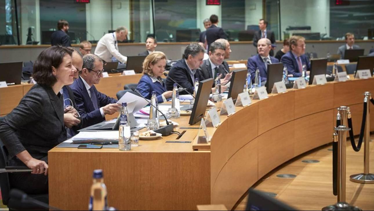 Το ευρωπαϊκό σύστημα εγγύησης καταθέσεων στο επίκεντρο του Eurogroup