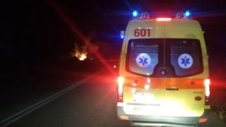 Τροχαίο δυστύχημα με έναν νεκρό στη Βάρκιζα