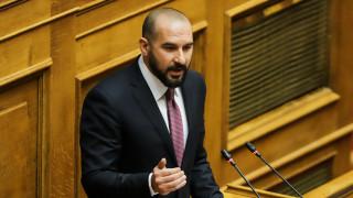 Τζανακόπουλος: Δυστυχές το ότι ο Μητσοτάκης δεν καταδίκασε την ακραία βία στο συλλαλητήριο