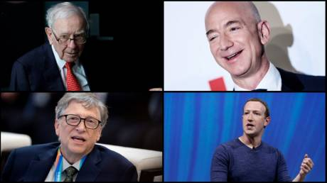 Έκθεση σοκ: 26 άνθρωποι διαθέτουν τον ίδιο πλούτο με το φτωχότερο 50% του πληθυσμού της Γης