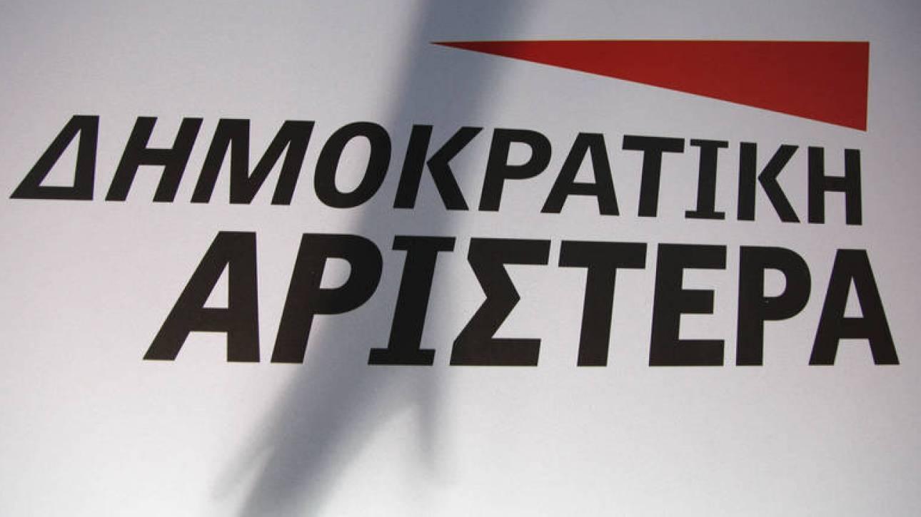 ΔΗΜΑΡ για Θεοχαρόπουλο: Η απόφαση για την ψήφιση της Συμφωνίας των Πρεσπών είναι του κόμματος