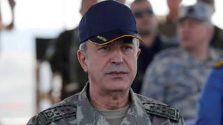 Ακάρ: Δεν θα επιτρέψουμε κανένα τετελεσμένο στο Αιγαίο και την ανατολική Μεσόγειο