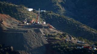 Ισπανία: Δραματικές προσπάθειες για τη διάσωση του Γιουλέν  - 8 μέρες στο πηγάδι χωρίς ίχνος ζωής