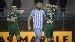 Λαμία - Παναθηναϊκός 1-0: Του έχει «πάρει» τον αέρα