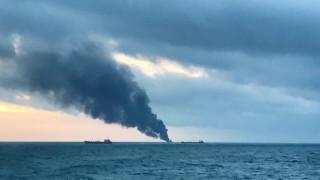 Κριμαία: Αυτή είναι η αιτία της τραγωδίας - Στους 14 οι νεκροί από την πυρκαγιά στα πλοία