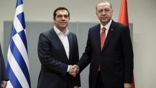 Έκλεισε το ραντεβού Τσίπρα – Ερντογάν στην Τουρκία