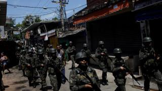 Βραζιλία: Έρχεται σύστημα αναγνώρισης προσώπων στους δρόμους του Ρίο
