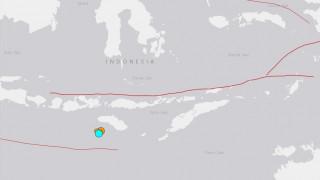 Δεύτερη ισχυρή σεισμική δόνηση στην Ινδονησία μέσα σε λίγες ώρες
