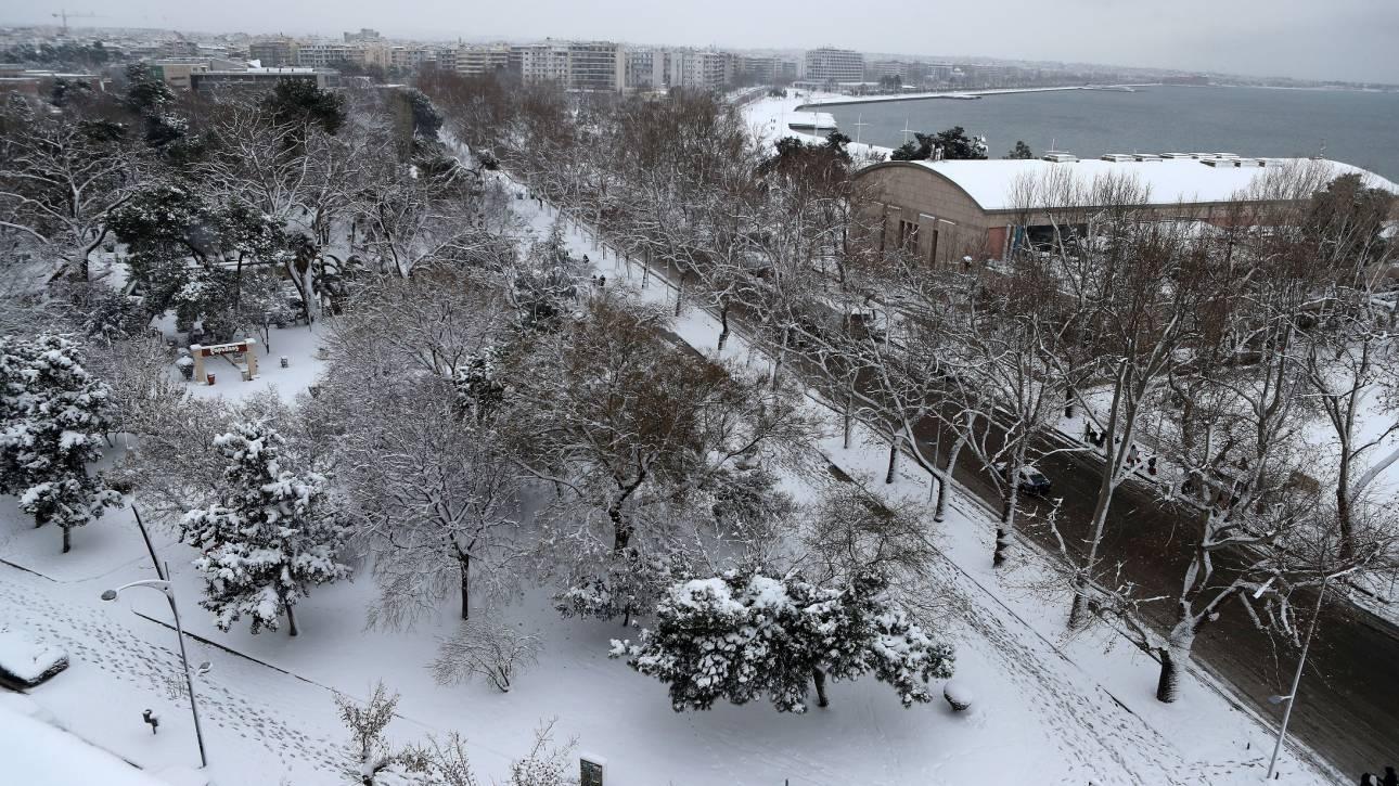 Έκτακτο δελτίο επιδείνωσης καιρού: Χαλάζι, καταιγίδες και χιόνια