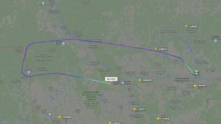 Ρωσία: Τέλος στο θρίλερ με την απόπειρα αεροπειρατείας