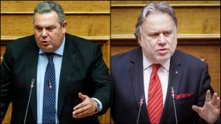 Το τελικό κείμενο του Συντάγματος της πΓΔΜ και την επιστολή παραίτησης Κοτζιά ζητά η ΝΔ