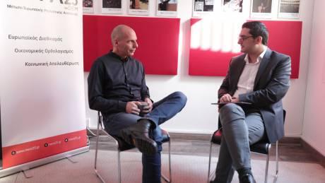 Γ. Βαρουφάκης: «Τα θετικά μέτρα» της κυβέρνησης είναι το άκρον άωτον του κυνισμού (vid)