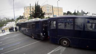 Συμφωνία των Πρεσπών: Αυξημένα μέτρα της ΕΛ.ΑΣ. στο κέντρο της Αθήνας την Πέμπτη