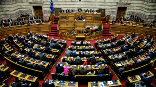 Live η μεγάλη «μάχη» στη Βουλή για τη Συμφωνία των Πρεσπών