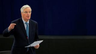 Μπαρνιέ: Η Βρετανία θα πληρώσει ακόμη και σε περίπτωση σκληρού Brexit
