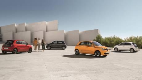 Αυτοκίνητο: Το ανανεωμένο Renault Twingo έχει πιο upper class χαρακτήρα