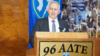 Αποστολάκης: Ως στρατιώτης έχω μάθει να μην αποφεύγω το καθήκον - Οι στιγμές είναι κρίσιμες