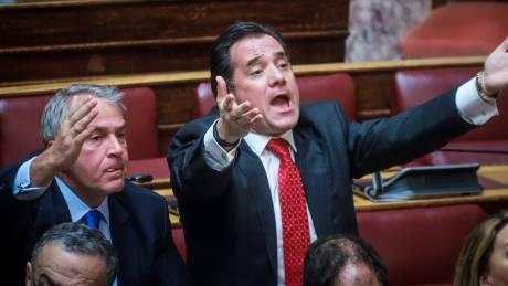 Γεωργιάδης: H Συμφωνία των Πρεσπών θα επιφέρει αστάθεια στα Βαλκάνια