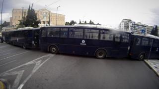 Συμφωνία των Πρεσπών: «Φρούριο» αύριο η Αθήνα – Στους δρόμους 1.500 αστυνομικοί