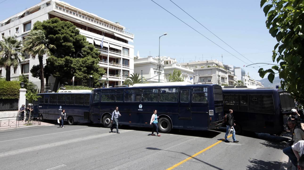 Συμφωνία των Πρεσπών: «Αστακός» σήμερα η Αθήνα – Στους δρόμους 1.500 αστυνομικοί