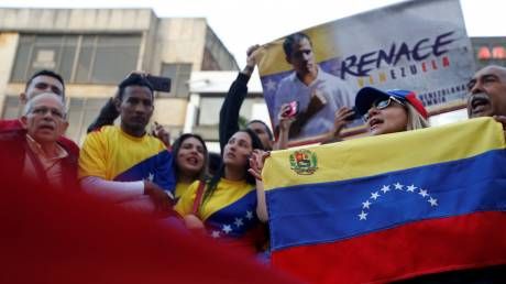 Καζάνι που βράζει η Βενεζουέλα: Διαδηλώσεις με νεκρούς σε όλη τη χώρα