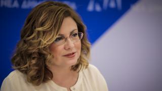 Συμφωνία των Πρεσπών - Σπυράκη: Η ΝΔ δεν θα αποσύρει κανέναν βουλευτή από τη συζήτηση