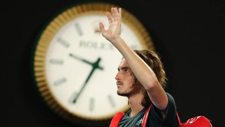 Παγκόσμια κατάταξη τένις: Άλμα για Τσιτσιπά μετά την πορεία στο Αυστραλιανό Όπεν