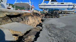 Περίεργο φαινόμενο στη Ζάκυνθο: «Αναβλύζει» πετρέλαιο από την άσφαλτο