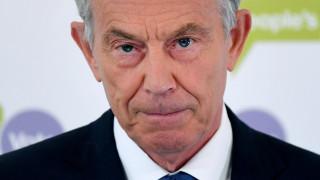 Brexit: O Μπλερ ζητά δεύτερο δημοψήφισμα