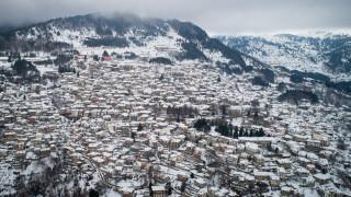 Καιρός: Νέο έκτακτο δελτίο επιδείνωσης - Χιόνια, χαλάζι και καταιγίδες φέρνει ο «Φοίβος»