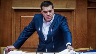 Τσίπρας: Είστε υποκριτές, το πρόβλημά σας είμαι εγώ και όχι η Συμφωνία των Πρεσπών