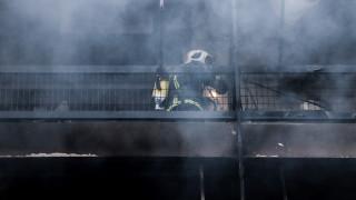 Συναγερμός για φωτιά σε διαμέρισμα στην Κυψέλη
