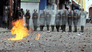Στα πρόθυρα εμφυλίου η Βενεζουέλα: Πώς φτάσαμε ως εδώ;