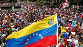 Συνεχίζονται οι αντιδράσεις για τη Βενεζουέλα: Η Γερμανία ζητά εκλογές, η Ρωσία διαμεσολάβηση