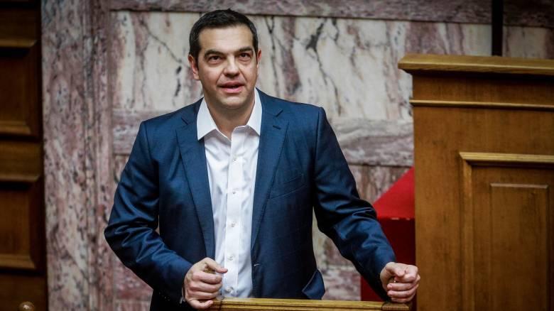 Συμφωνία Πρεσπών: «Η Βόρεια Μακεδονία που σήμερα γεννήθηκε, θα είναι μια φίλη χώρα» λέει ο Τσίπρας